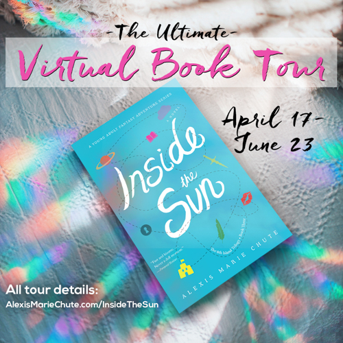 inside-the-sun-VIRTUAL-BOOK-TOUR-8th-island-trilogy-novel-book-alexis-marie-chute-rainbow-sunlight-shadows-2